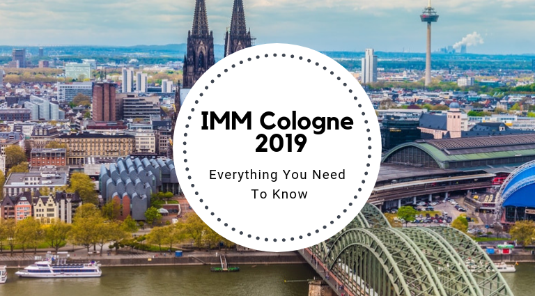IMM Cologne: Everything You Need To Know About The German Fair imm cologne IMM Cologne: Everything You Need To Know About The German Fair IMM Cologne  Everything You Need To Know About The German Fair feat 768x425