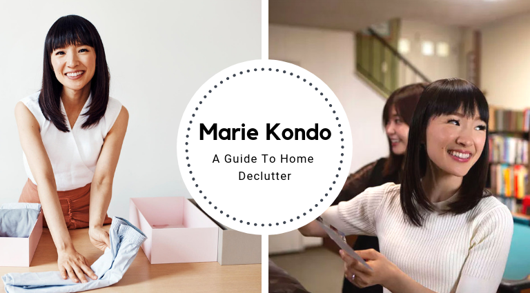 Marie Kondo's Guide To Decluttering Your Home_feat marie kondo Marie Kondo's Guide To Decluttering Your Home Marie Kondo   s Guide To Decluttering Your Home feat 768x425