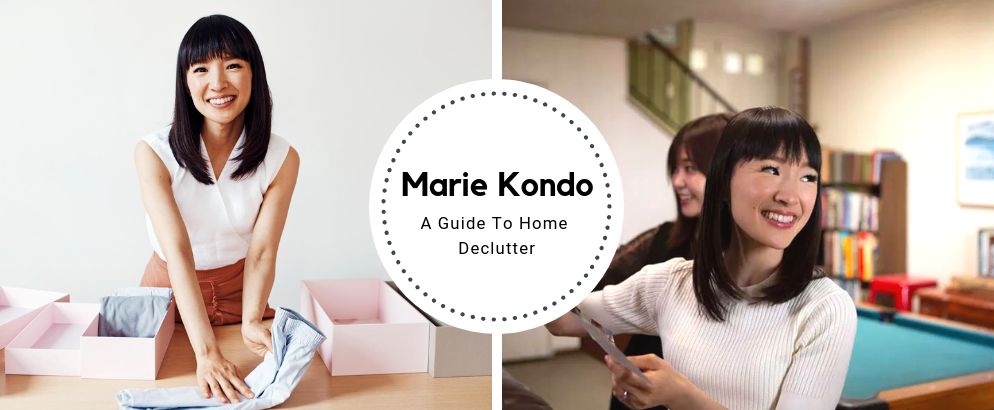 Marie Kondo's Guide To Decluttering Your Home_feat marie kondo Marie Kondo's Guide To Decluttering Your Home Marie Kondo   s Guide To Decluttering Your Home feat 994x410