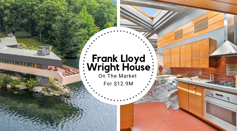 A Frank Lloyd Wright Inspired House On The Market For $12.9M frank lloyd wright A Frank Lloyd Wright Inspired House On The Market For $12.9M A Frank Lloyd Wright Inspired House On The Market For 12