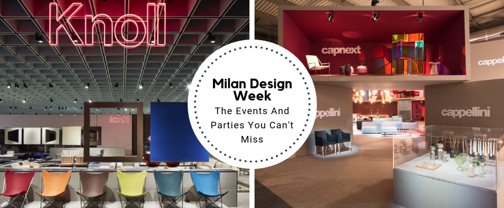 Milan Design Week_ The Events And Parties You Can't Miss_feat milan design week Milan Design Week: The Events And Parties You Can't Miss Milan Design Week  The Events And Parties You Can   t Miss feat 994x410