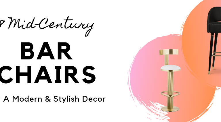8 Essential Mid-Century Bar Chairs For A Stylish And Modern Decor_feat mid-century bar chairs 8 Mid-Century Bar Chairs For A Stylish And Modern Decor 8 Essential Mid Century Bar Chairs For A Stylish And Modern Decor feat 768x425