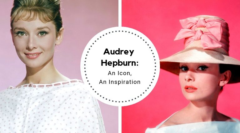 audrey hepburn Audrey Hepburn: An Icon, An Inspiration Audrey Hepburn
