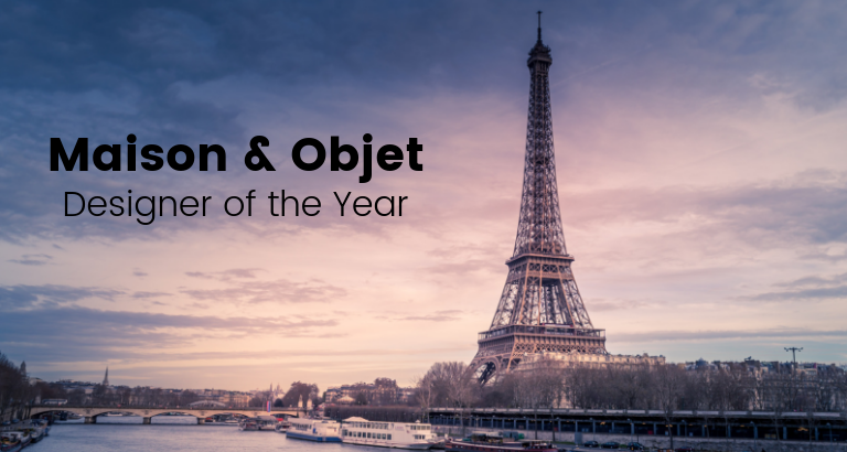 maison et objet paris Maison et Objet Paris: Meet September Edition's Designer of the Year! Maison et Objet Paris  Meet September Editions Designer of the Year feat 768x410