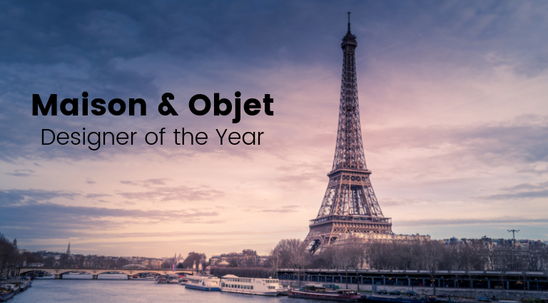 maison et objet paris Maison et Objet Paris: Meet September Edition's Designer of the Year! Maison et Objet Paris  Meet September Editions Designer of the Year feat 768x425