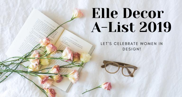 Elle Decor A-List 2019: Let's Celebrate Women In Design! elle decor a-list 2019 Elle Decor A-List 2019: Let's Celebrate Women In Design! Elle Decor A List 2019  Designs Future Is Female feat 1 1 768x410