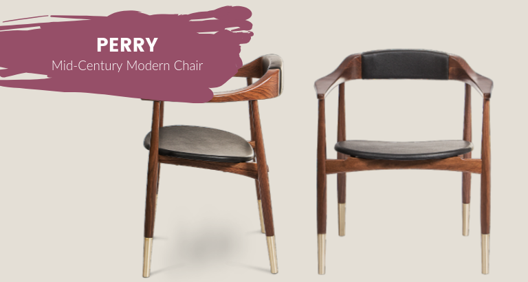 Meet Perry, A Mid-Century Modern Chair by Excellence_feat2 mid-century modern chair Meet Perry, A Mid-Century Modern Chair by Excellence Meet Perry A Mid Century Modern Chair by Excellence feat2 768x410