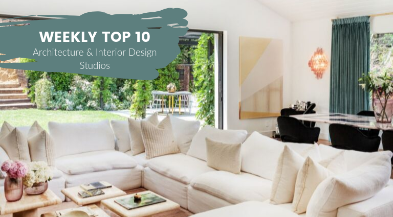 Weekly Top 10- The Best Architecture Studios and Interior Design Firms_feat (1) best architecture studios Weekly Top 10: The Best Architecture Studios and Interior Design Firms Weekly Top 10 The Best Architecture Studios and Interior Design Firms feat 1 768x425
