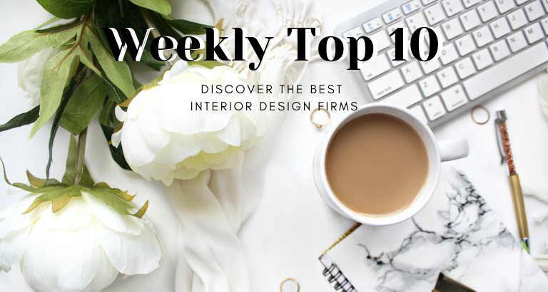 Weekly Top 10_ Discover The Best Interior Design Studios_feat interior design studios Weekly Top 10: Discover The Best Interior Design Studios Weekly Top 10  Discover The Best Interior Design Studios feat 1 768x410