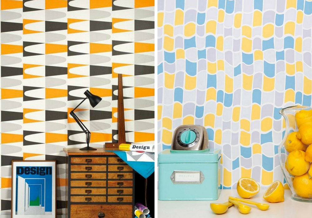 10 Mid-Century Modern Wallpaper Ideas That You Will Love!_1 mid-century modern wallpaper 10 Mid-Century Modern Wallpaper Ideas That You Will Love! 10 Mid Century Modern Wallpaper Ideas That You Will Love 1