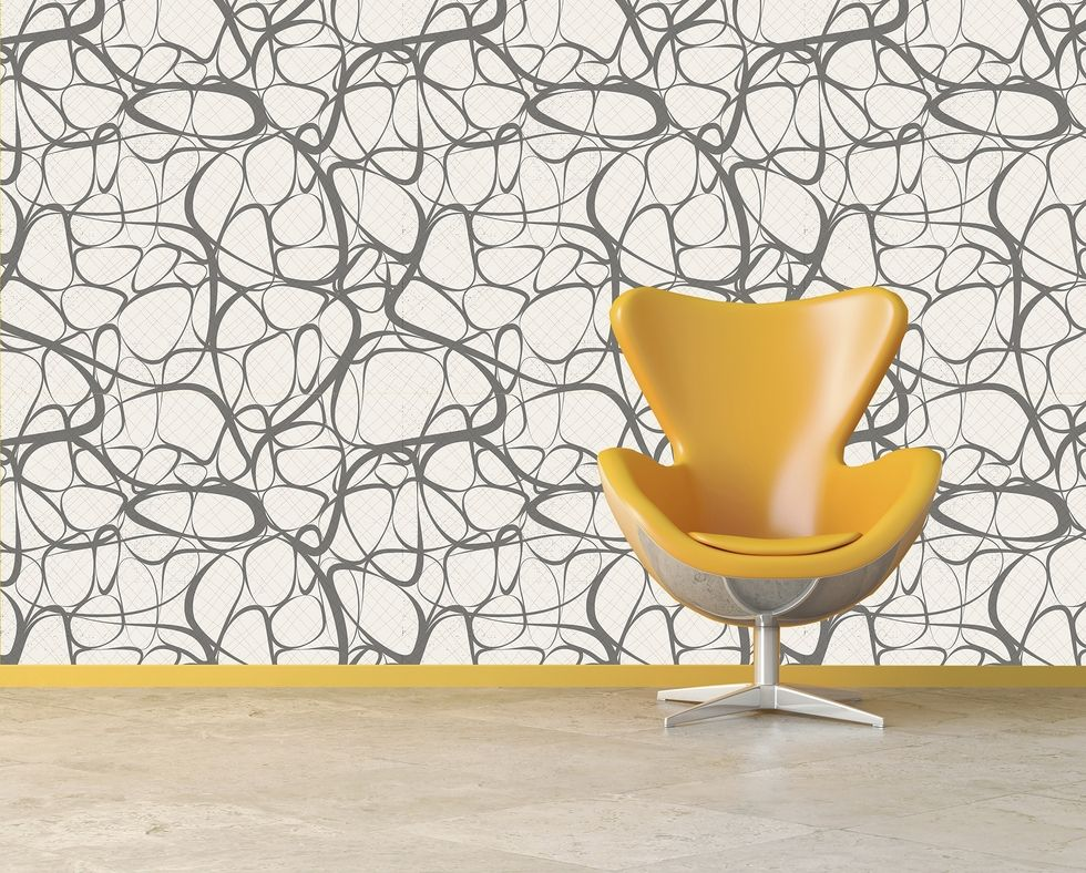10 Mid-Century Modern Wallpaper Ideas That You Will Love!_2 mid-century modern wallpaper 10 Mid-Century Modern Wallpaper Ideas That You Will Love! 10 Mid Century Modern Wallpaper Ideas That You Will Love 2