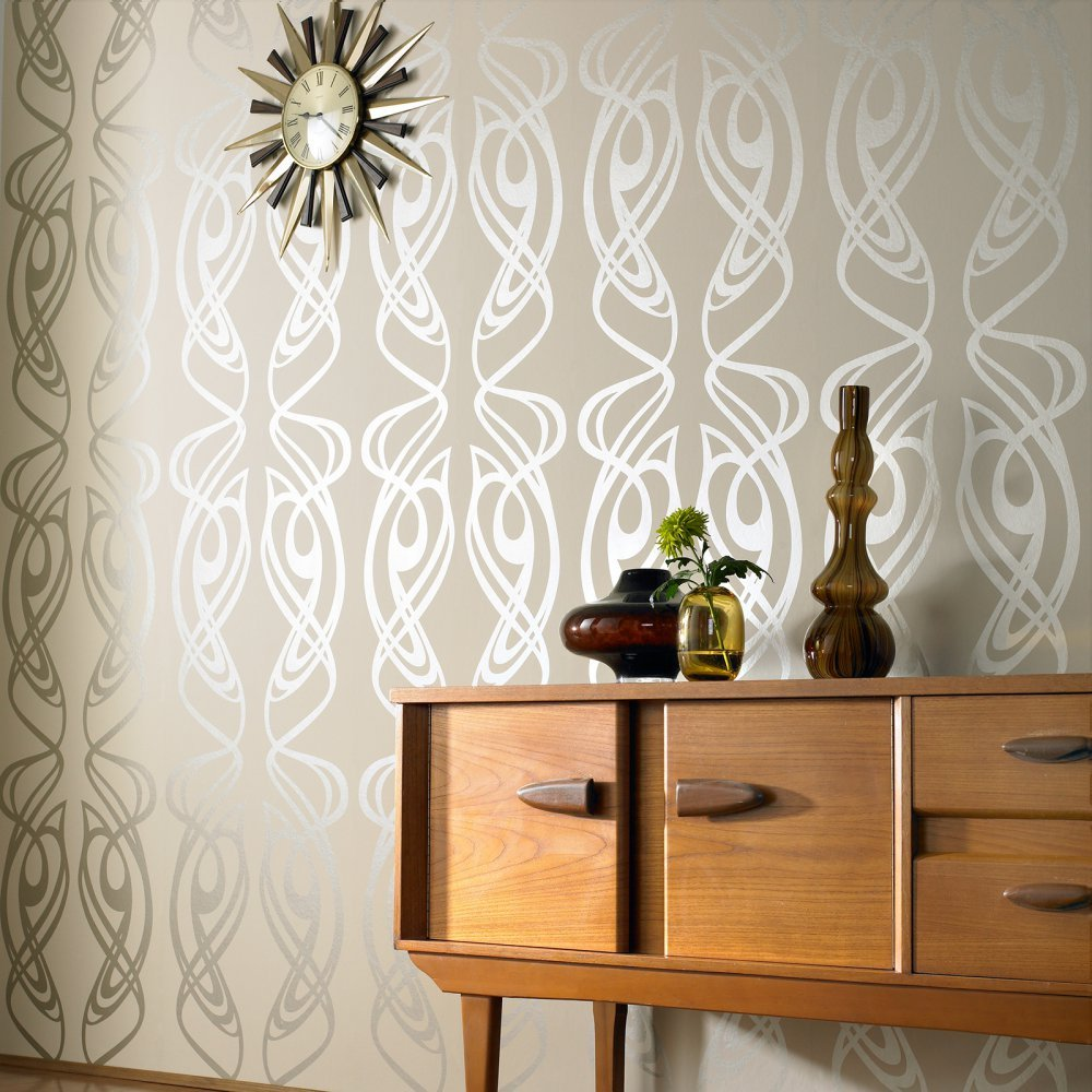 10 Mid-Century Modern Wallpaper Ideas That You Will Love!_6 mid-century modern wallpaper 10 Mid-Century Modern Wallpaper Ideas That You Will Love! 10 Mid Century Modern Wallpaper Ideas That You Will Love 6
