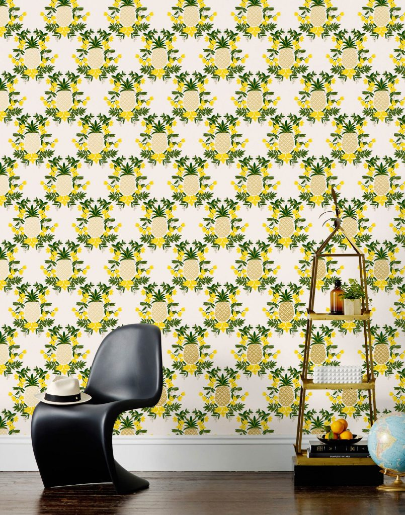 10 Mid-Century Modern Wallpaper Ideas That You Will Love!_9 mid-century modern wallpaper 10 Mid-Century Modern Wallpaper Ideas That You Will Love! 10 Mid Century Modern Wallpaper Ideas That You Will Love 9 805x1024