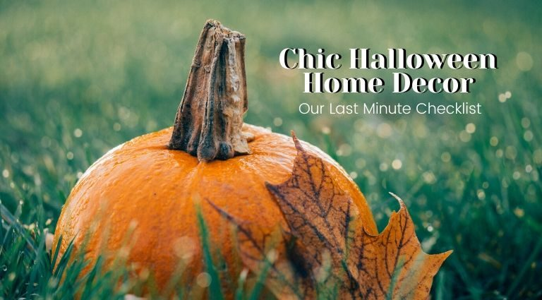 Our Last Minute Checklist For A Chic Halloween Home Decor_feat halloween home decor Our Last Minute Checklist For A Chic Halloween Home Decor Our Last Minute Checklist For A Chic Halloween Home Decor feat 768x425