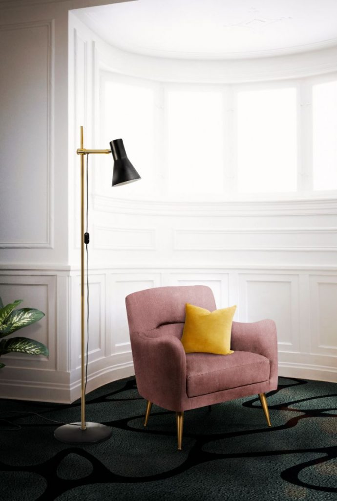The Beauty Of Mixing Mid-Century Furniture With Brass_1 (1)