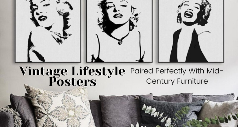 Vintage Lifestyle Posters That Pair Perfectly With Mid-Century Furniture_feat vintage lifestyle Vintage Lifestyle Posters Paired Perfectly With Mid-Century Furniture Vintage Lifestyle Posters That Pair Perfectly With Mid Century Furniture feat 768x410