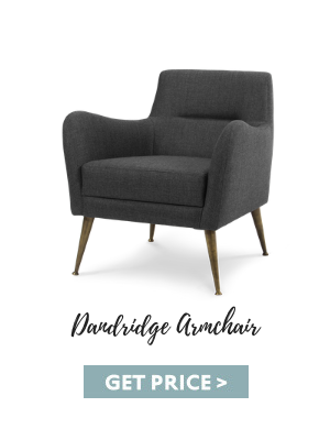 vintage lifestyle Vintage Lifestyle Posters Paired Perfectly With Mid-Century Furniture dandridge armchair