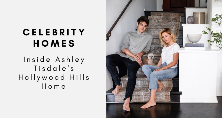 Celebrity Homes_ Inside Ashley Tisdale's Hollywood Hills Home_feat celebrity homes Celebrity Homes: Inside Ashley Tisdale's Hollywood Hills Home Celebrity Homes  Inside Ashley Tisdales Hollywood Hills Home feat 768x410