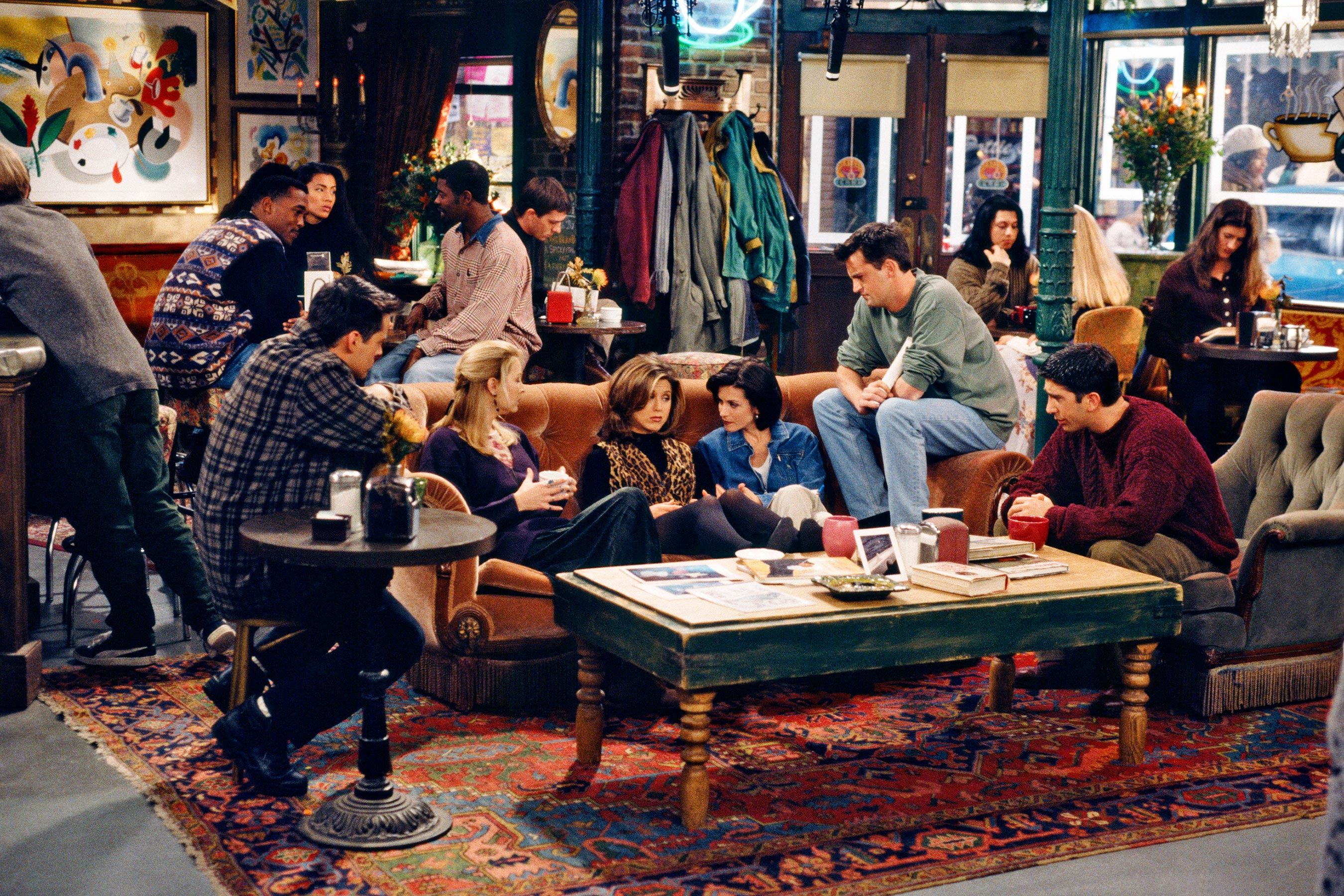 Get Inside: Be Inspired By The Most Iconic Sets of Friends!
