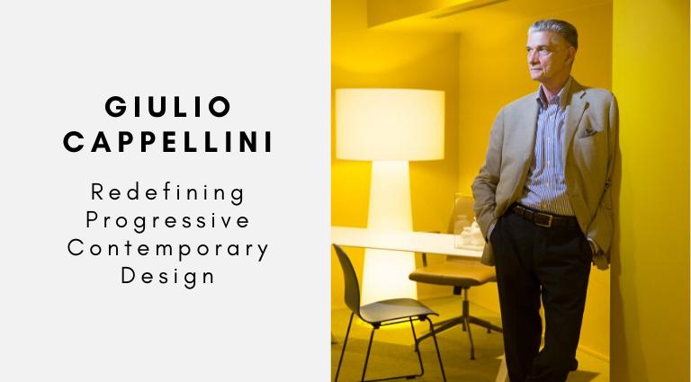 Giulio Cappellini_ Redefining Progressive Contemporary Design contemporary design Giulio Cappellini: Redefining Progressive Contemporary Design Giulio Cappellini  Redefining Progressive Contemporary Design 768x425