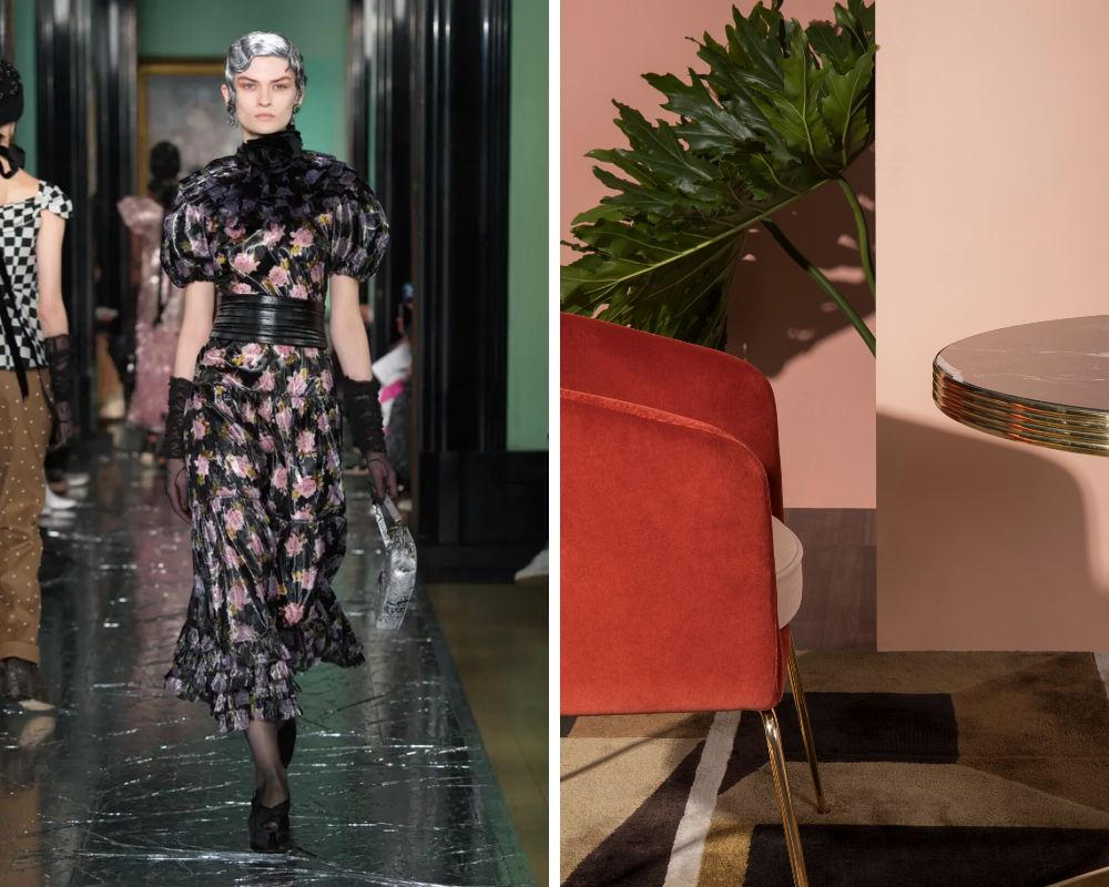 London Fashion Week 2020_ Runway Trends Brought To Your Home Decor_4 london fashion week 2020 London Fashion Week 2020: Runway Trends Brought To Your Home Decor London Fashion Week 2020  Runway Trends Brought To Your Home Decor 4