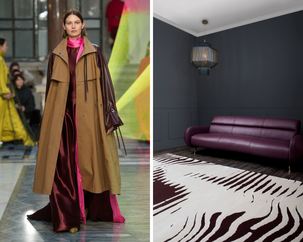 London Fashion Week 2020_ Runway Trends Brought To Your Home Decor_5 london fashion week 2020 London Fashion Week 2020: Runway Trends Brought To Your Home Decor London Fashion Week 2020  Runway Trends Brought To Your Home Decor 5