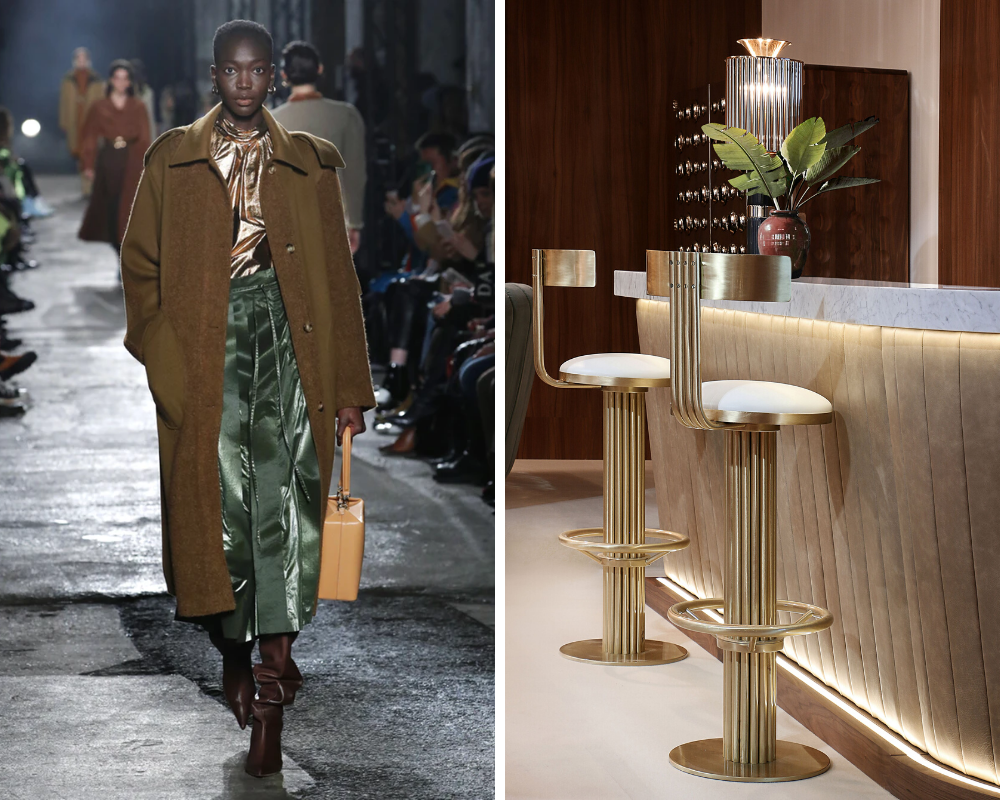 London Fashion Week 2020_ Runway Trends Brought To Your Home Decor_7 london fashion week 2020 London Fashion Week 2020: Runway Trends Brought To Your Home Decor London Fashion Week 2020  Runway Trends Brought To Your Home Decor 7
