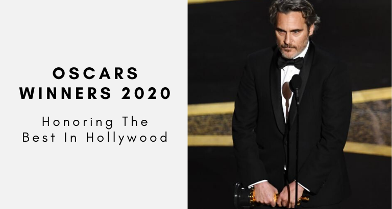 Oscars Winners 2020_ Honoring The Best In Hollywood_feat