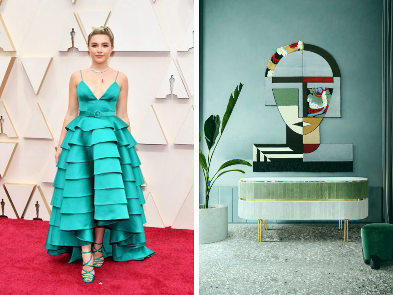 Shop The Look_ Oscars 2020 Red Carpet Trends Turned Into Home Decor_1