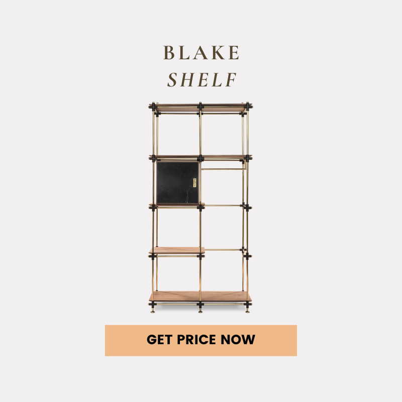 contemporary home Shop The Look: A Contemporary Home In Atlanta For All Design Lovers blake shelf get price