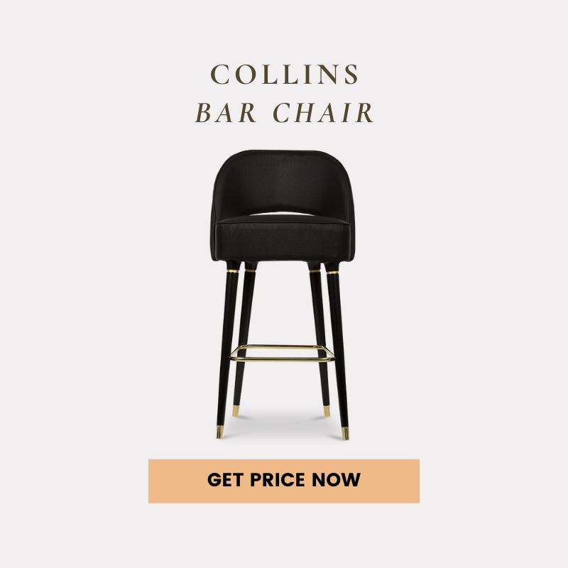 contemporary home Shop The Look: A Contemporary Home In Atlanta For All Design Lovers collins bar chair get price 1