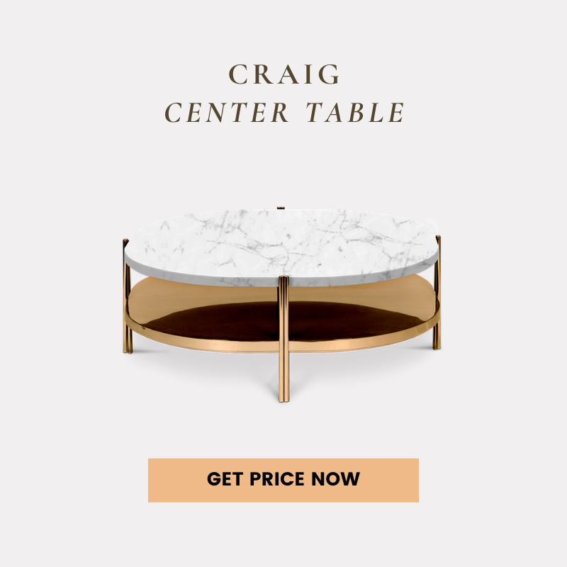 contemporary home Shop The Look: A Contemporary Home In Atlanta For All Design Lovers craig center table get price