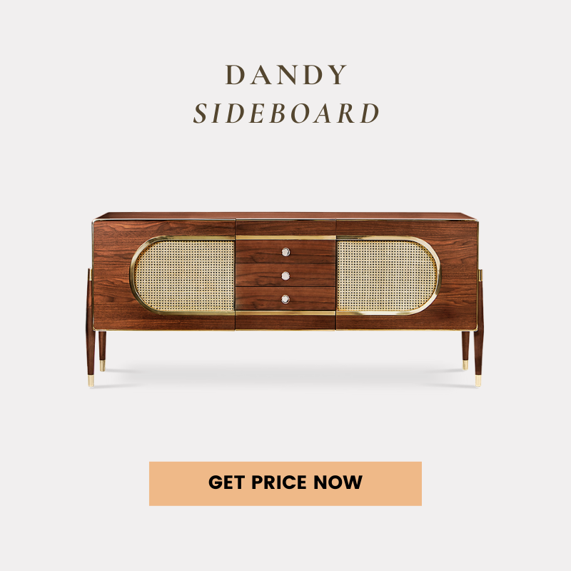 london fashion week 2020 London Fashion Week 2020: Runway Trends Brought To Your Home Decor dandy sideboard get price