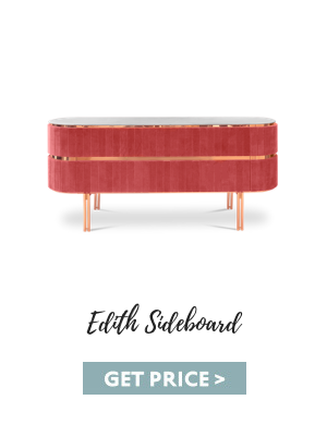 oscars 2020 Oscars 2020: Bring Red Carpet Trends Into Your Home Decor With Our Suggestions edith sideboard
