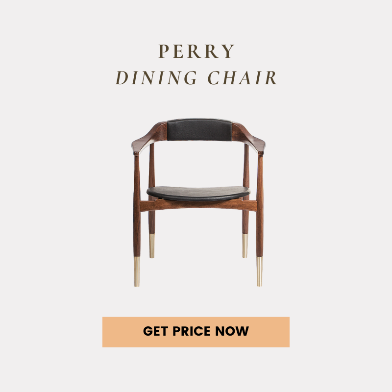 contemporary home Shop The Look: A Contemporary Home In Atlanta For All Design Lovers perry dining chair get price 1
