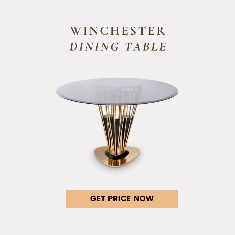 design project Covet NYC 2.0: A New Design Project Opens In The City That Never Sleeps winchester dining table get price 1