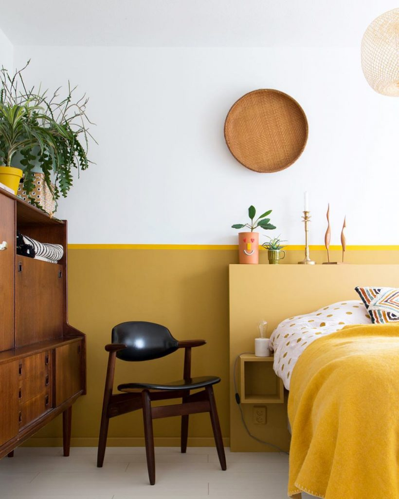 13 Yellow Bedrooms Perfect For A Happy Sunday Morning_1