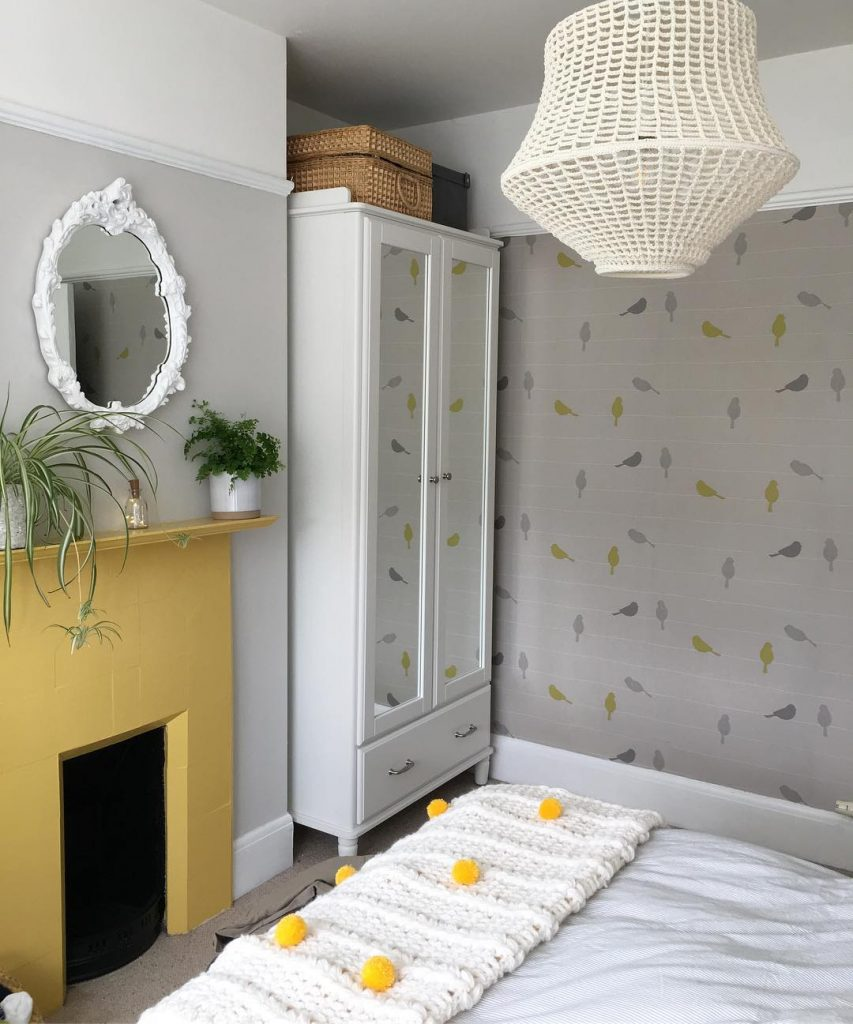 13 Yellow Bedrooms Perfect For A Happy Sunday Morning_13