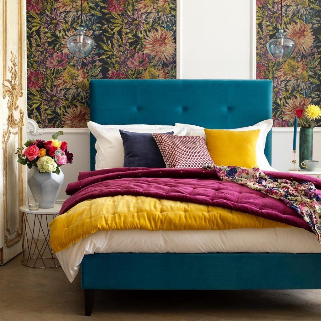 13 Yellow Bedrooms Perfect For A Happy Sunday Morning_3