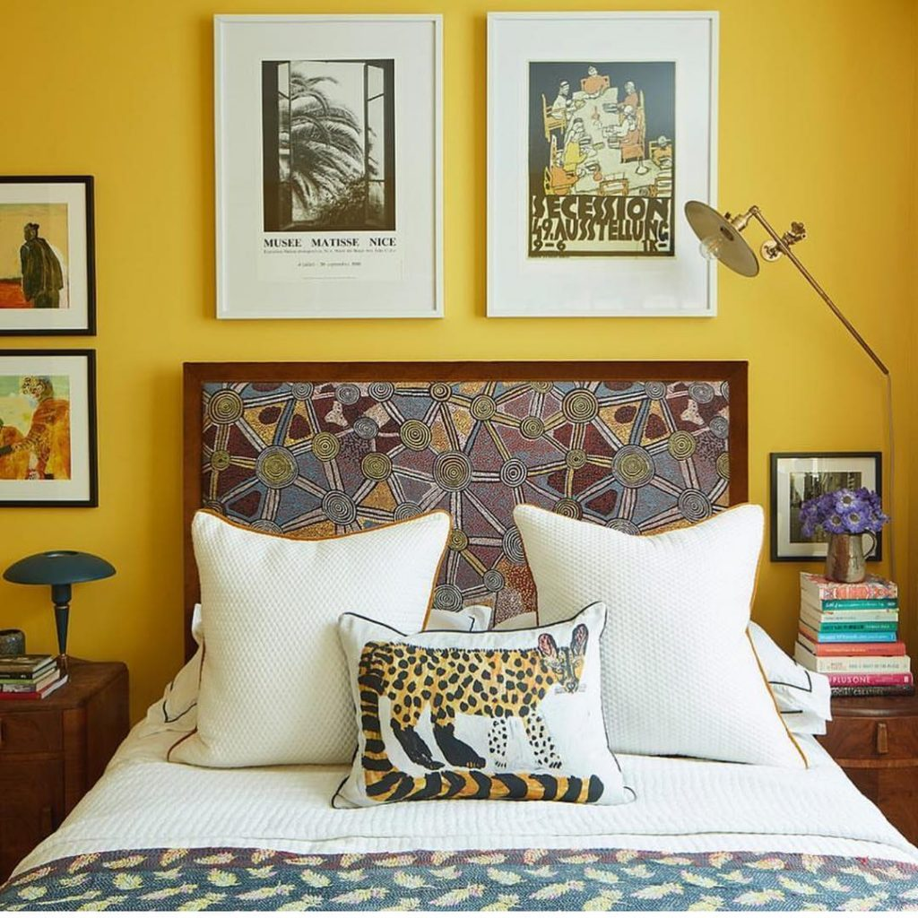 13 Yellow Bedrooms Perfect For A Happy Sunday Morning_4