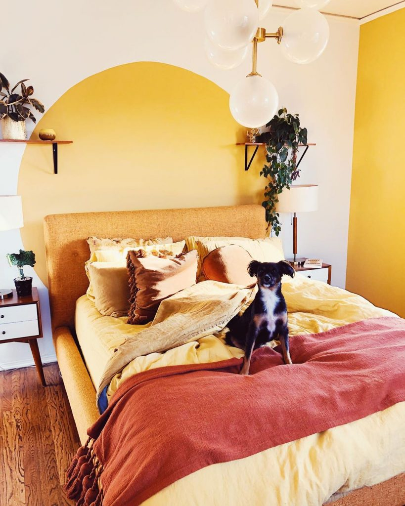 13 Yellow Bedrooms Perfect For A Happy Sunday Morning