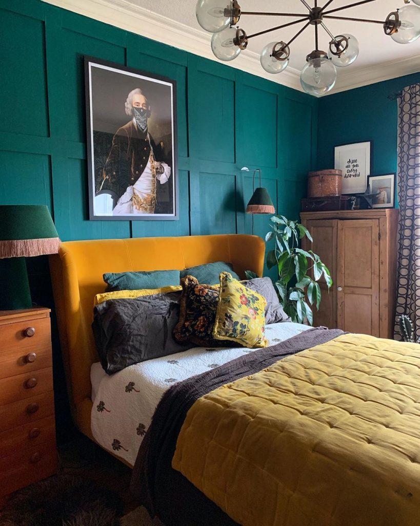 13 Yellow Bedrooms Perfect For A Happy Sunday Morning_7