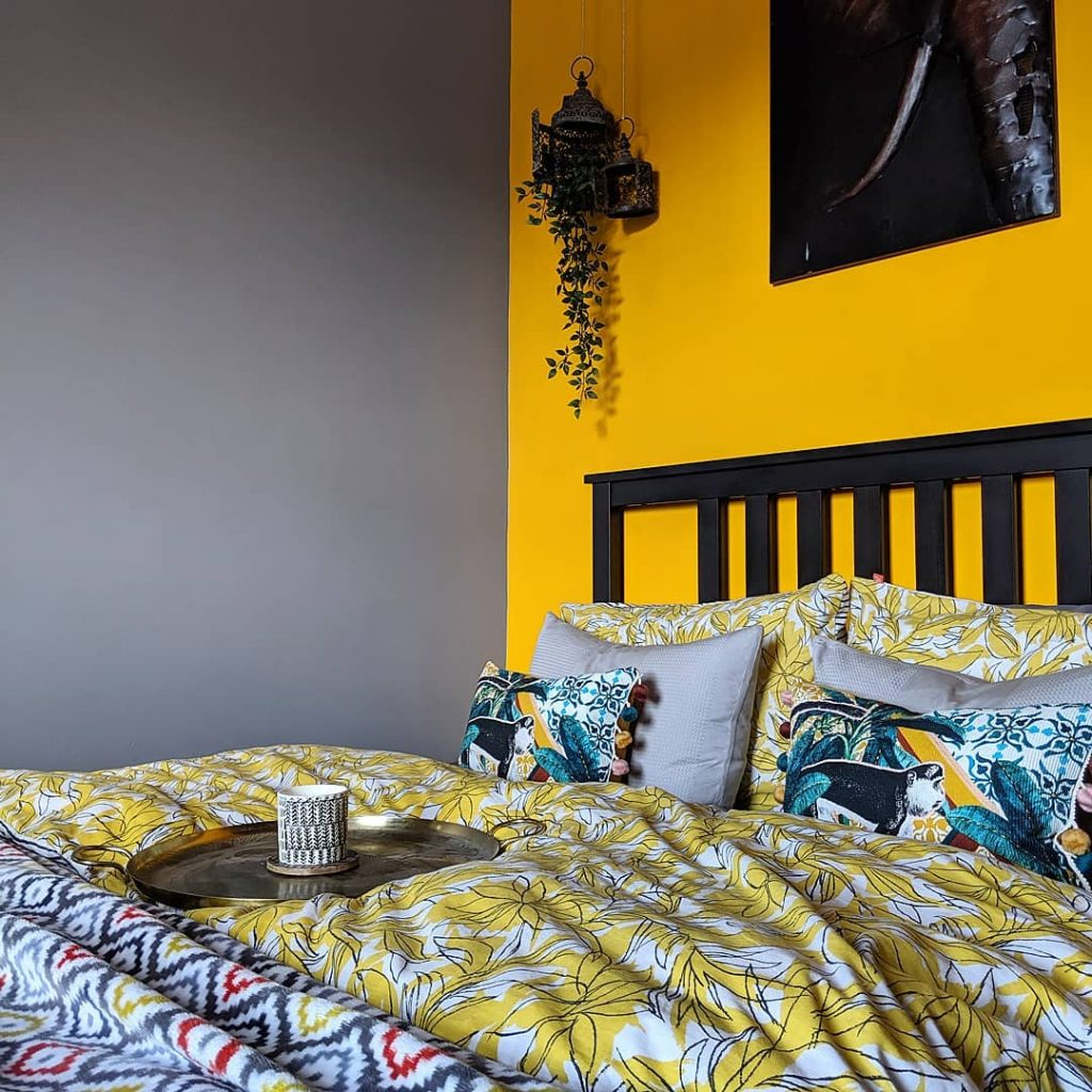 13 Yellow Bedrooms Perfect For A Happy Sunday Morning_8