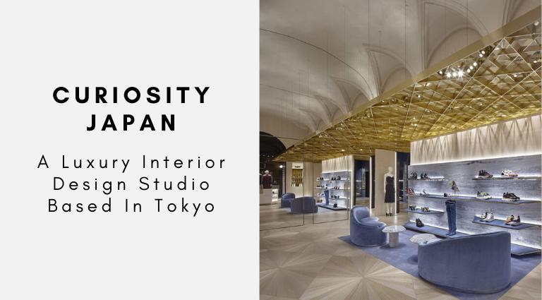 Curiosity japan a luxury interior design studio based in for Studio interior design brescia