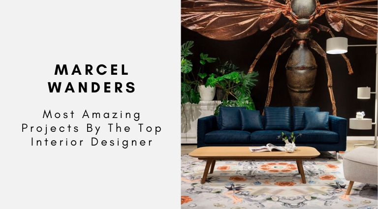 Marcel Wanders_ Most Amazing Projects By The Top Interior Designer top interior designer Marcel Wanders: Most Amazing Projects By The Top Interior Designer Marcel Wanders  Most Amazing Projects By The Top Interior Designer 768x425