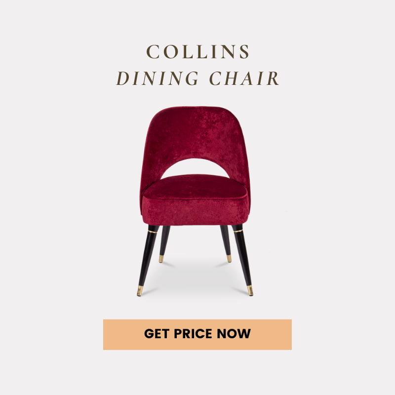 pink home decor 10 Colors That Work Perfectly With Pink Home Decor collins dining chair get price