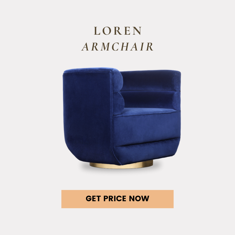 best interior design projects Our Top Best Interior Design Projects In The World loren armchair get price