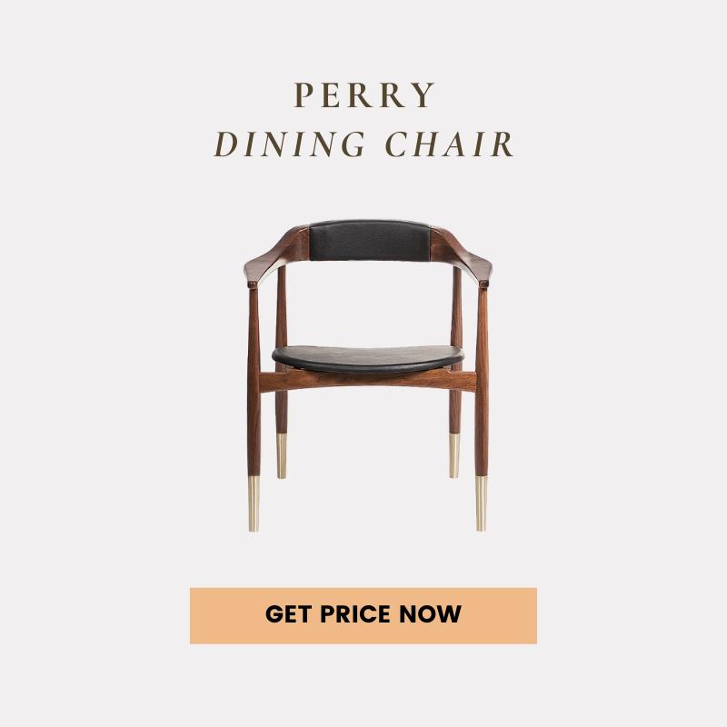 luxury interior design Chuvashev & Partners: Discover Stunning Luxury Interior Design perry dining chair get price 1