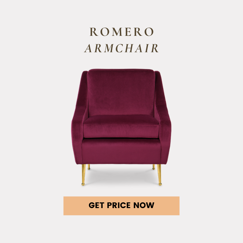 pink home decor 10 Colors That Work Perfectly With Pink Home Decor romero armchair get price