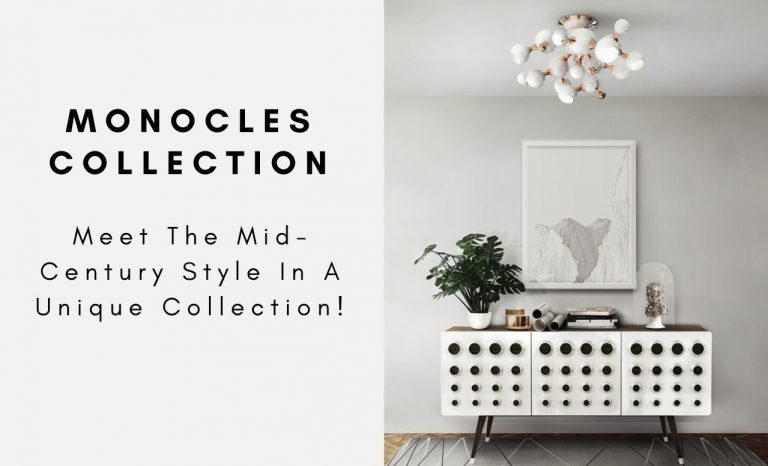 Monocles Collection: Meet The Mid-Century Style In A Unique Collection